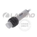 M12 Lanbao Kapazitiver Näherungssensor Schalter Non-Flush Sn4mm 10-30V DC 3-Draht Kabel Kunststoff CE UL