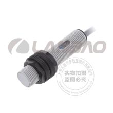 Lanbao Kapazitiver Näherungsschalter M12 Flush Sn2mm 10-30V DC 3-Draht Kabel Kunststoff CE UL