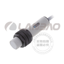 Lanbao Capacitive Proximity Sensor Switch M12 Flush Sn2mm 10-30V DC 3-Wire Cable Plastic CE UL