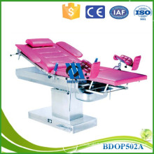 Height adjustable electric Surgical Operating Table
