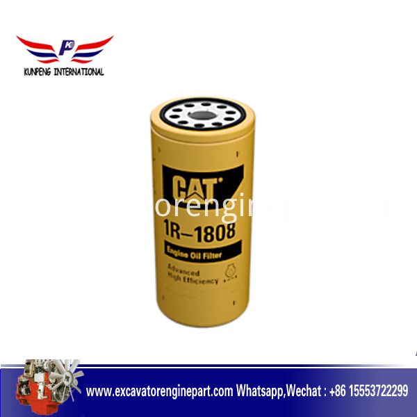 Cat engine lub oil filter 1R1808