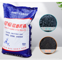 High quality feed grade 70% sodium humate with sodium humate powder price cas 68131-04-4 for aquaculture