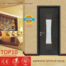 Puerta Interior de WPC impermeable ecológico para dormitorio cuarto de baño