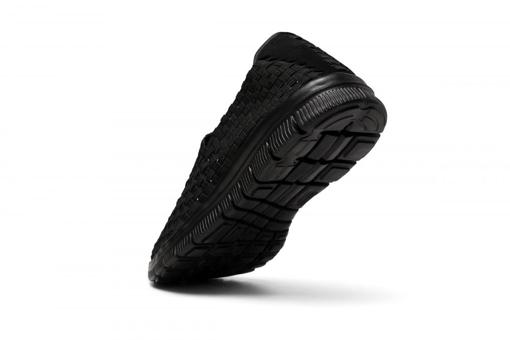 Compression-Resistant Folding Sole