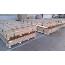 Placas de aluminio 5052H32 de varias especificaciones