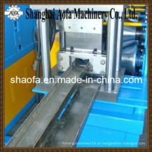 Xangai Aofa C terça rolo dá forma à máquina