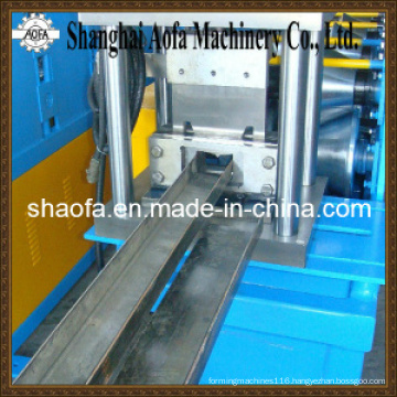 Shanghai Aofa C Purlin Roll Forming Machine