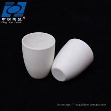 résistance à l'usure des isolants en céramique blanche