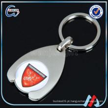 Retrátil chaveiro / chaveiro anéis personalizado titular da corrente chave