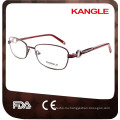 China Wholesale Women dimond Metal Eyewear optical Frame