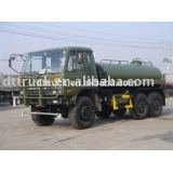 Dongfeng 6x6 off road 8000 liters water tank truck