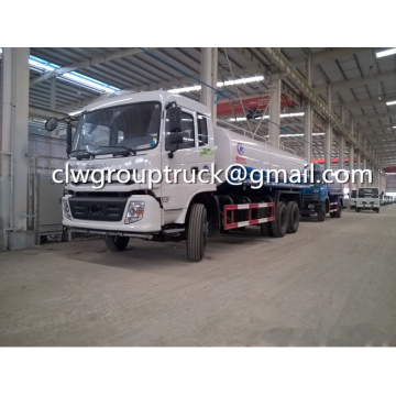 DONGFENG 6X4 19000Litres Water Delivery Truck