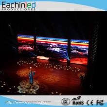 P3.91 Indoor LED-Bildschirm mit guter Qualität Ersatzteile wie Lüfter, Schalttafel usw.