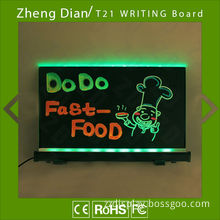 (ZDT21) Frameless Stand Up Advertisement Display Boards