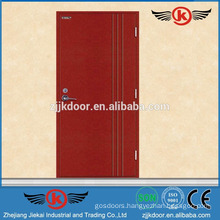 JK-F9003 fire proof door fire escape door in good price