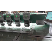 High Quality Flat Embroidery Machine with a Computer