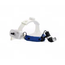 Lampe frontale médicale à piles rechargeable