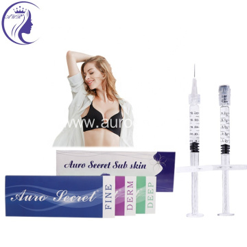hyaluronic acid breast enlargement body filler