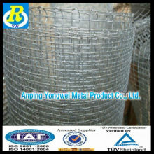 Square chicken wire mesh / galvanized mesh