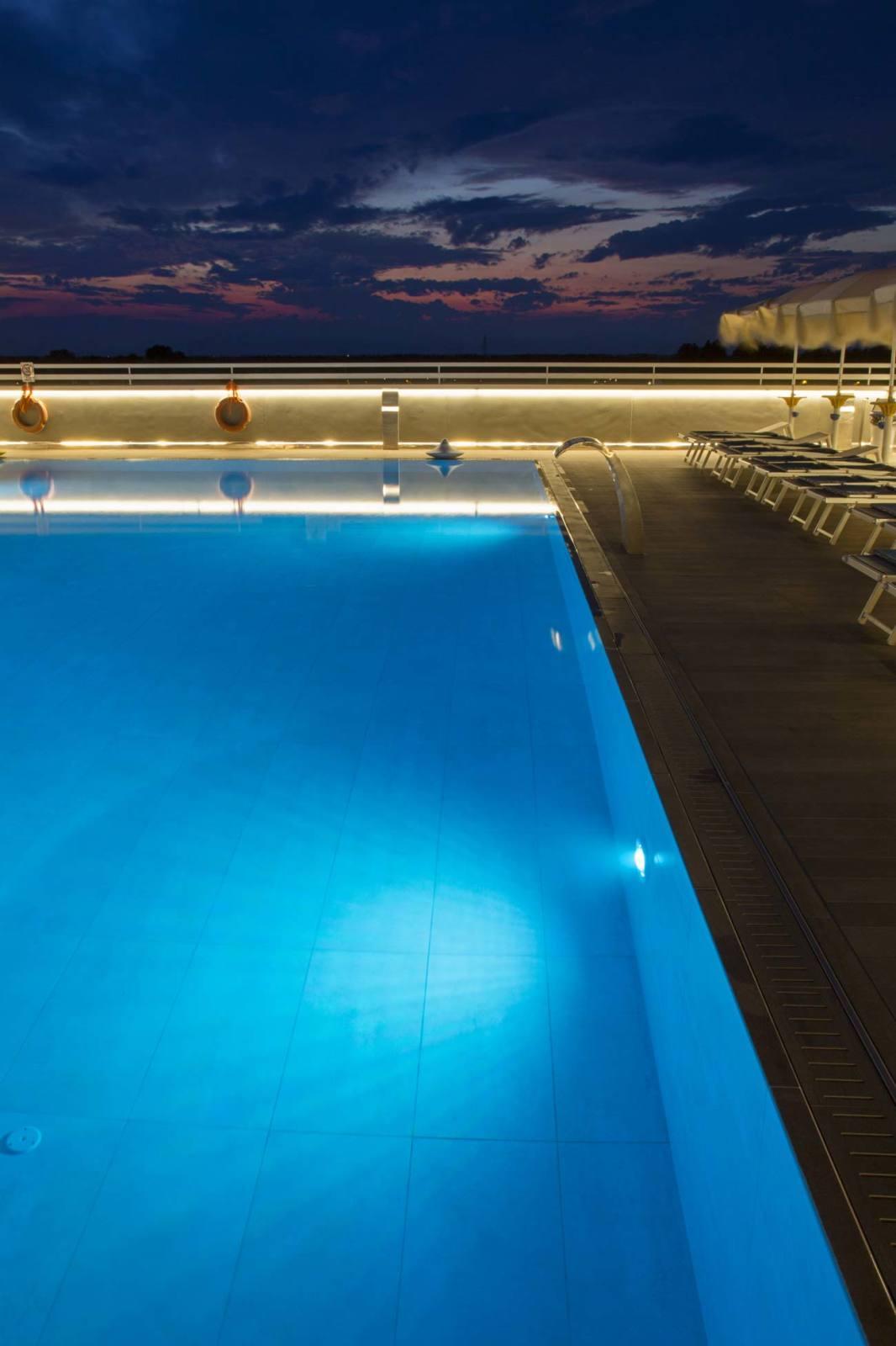 Led Recessed Swimming Pool Light