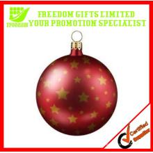 Boule de Noël promotionnelle de haute qualité