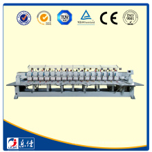 LEJIA EMBROIDERY MACHINE WITH SHANGHAI BAOSHI EASY CORDING DEVICE