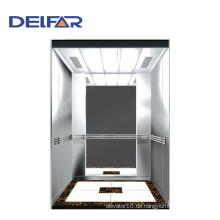 Safe Passagier Aufzug Aufzug mit Spiegel Hairline St. St.