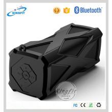 Горячая! Популярные Ipx6 Водонепроницаемый Банк Силы Беспроводной Bluetooth Динамик