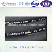 2SN 1/2 inch high pressure Mining Industry Hydraulic rubber hose made in China