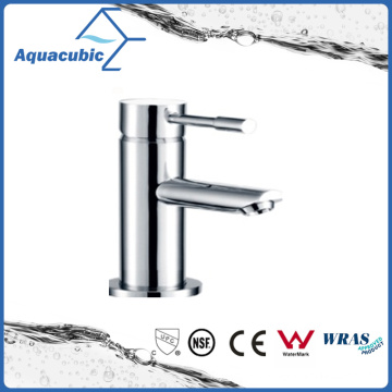 Brass Round Body Chromed Surface Cloakroom Tap (AF6002-6A)
