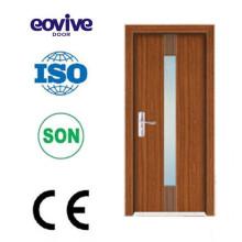 Conception de porte de style ouvert salle blanche porte/pièce