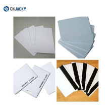 SHANGHAI / GUANGZHOU / WUHAN / SHENZHEN / NINGBO Nouveaux produits 13.56Mhz PVC RFID Smart Card