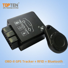 Can-Bus GPS alarma de coche con interfaz Obdii, Bluetooth TK228-Er