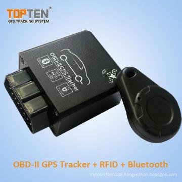 Can-Bus Obdii GPS Car Tracker with Bluetooth & RFID Tk228-Er92
