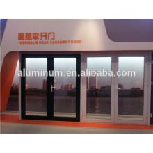 china Aluminum profiles for casement door