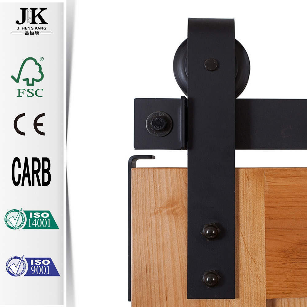 JHK-SK04-1 Shaker Style Interior Industrial Acheter Porte coulissante Populaire