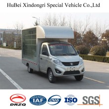 Euro4 Foton Special Billboard Vehicle with Good Quality