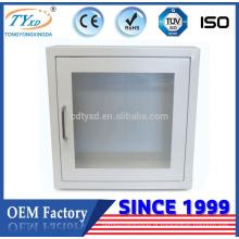 Para o armário de montagem na parede do fabricante direto AED TY-E02 com alarme sonoro