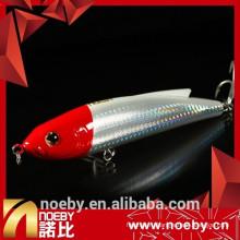 2015 NOEBY ABS пластик жесткая рыбалка приманки тонуть палку карандаш приманка