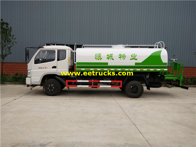 4000L Spray King Water Vehicles