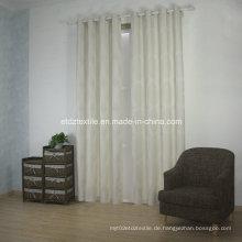 Moderne neue Polyester Jacquard Vorhang Stoff