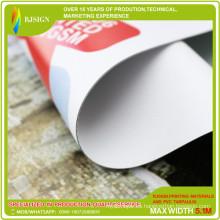 Banner Flex de Frontlit / Banner Flex de bloqueo de impresión de dos lados
