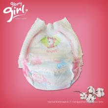 Vente en gros fabricant jetable de couches de bébé en Malaisie de fournisseurs de Shenzhen