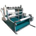 Machine à refendre et à rembobiner les tissus Meltblown