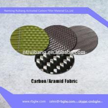 Tecido de fibra de carbono 3k