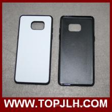 Téléphone cellulaire de la couverture de Sublimation téléphone TPU pour Samsung Galaxy Note 7