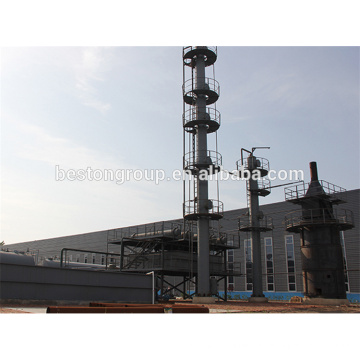 Energy oil recovery plant waste oil recycling machine CAP-50MT