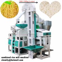 pequeno fornecedor automático de máquina de arroz moinho nas Filipinas