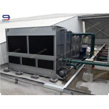 125 Ton Closed Circuit Cross Flow GHM-125 nicht eröffnet Square Liquid Cooling Tower Wasser Maschine