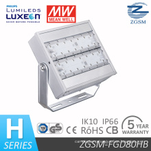 2014 New Modular Designed UL Dlc Listedled Floodlight with Energy Saving and CE RoHS
